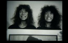 Izabella Gustowska, Względne Cechy Podobieństwa. Wichna i Hanka, 1980, film 16 mm, 4'29